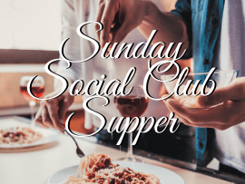 Virtual Event: Sunday Social Club Supper with Emeritus Vineyards Photo