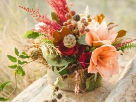 Artxcursion presents Fall Florals Paint Party Photo