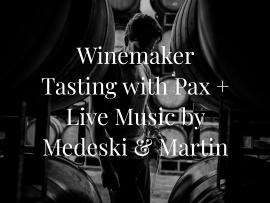 Virtual Event: Winemaker Tasting & Live Music Photo