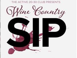 Virtual Event: Wine Country SIP Photo