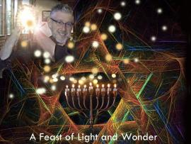 Virtual Event: The Mysteries of Chanukah Photo