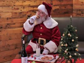 Virtual Event: Cooking With Santa and Bricoleur Vineyards Photo