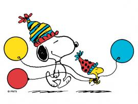 Virtual Event: Happy New Year, Charlie Brown! Photo