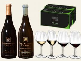 Virtual Event: Papapietro Perry Winery presents Riedel Wine Glass Tasting Photo