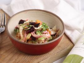 Virtual Event: In the Kitchen with Bricoleur - Dungeness Crab Salad Photo