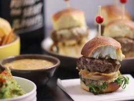 Virtual Event: In the Kitchen with Bricoleur - Super Bowl Eats - Sliders, Chips & Dips Photo