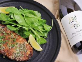 Virtual Event: In the Kitchen with Bricoleur - Chicken Milanese Photo