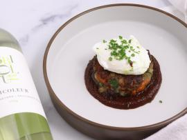 Virtual Event: In the Kitchen with Bricoleur - Bubble and Squeak Photo