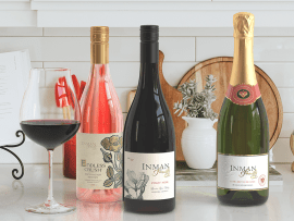 Virtual Event: Meet the Maker Tasting with Inman Family Wines Photo