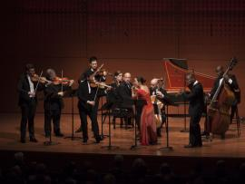 Virtual Event: Chamber Music Society of Lincoln Center Front Row: National - BACH: The Brandenburg Concertos Photo