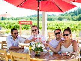 Comstock Wines Harvest Tour and Lunch Photo