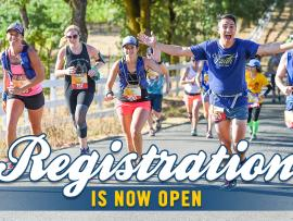 The Santa Rosa Marathon, Half Marathon, 10K and 5K Photo