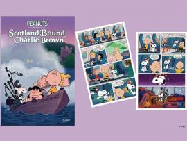 Virtual Event: Scotland Bound, Charlie Brown Photo