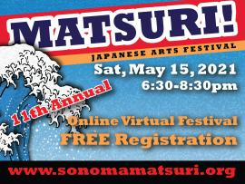 Virtual Event: Matsuri! Japanese Arts Festival Photo