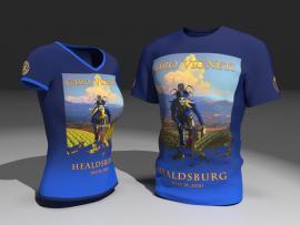 Giro Vigneti Healdsburg Health & Wellness Cycling Tour Photo
