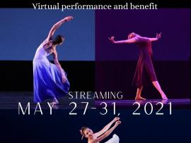 Virtual Event: Dance From The Heart Photo
