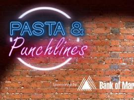 Pasta & Punchlines Photo