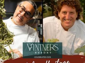 Vintners Resort Celebrates Its Italian Heritage Photo