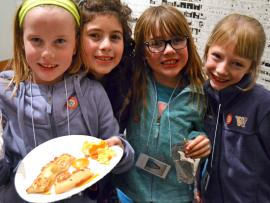 Kids Night at the Museum Photo