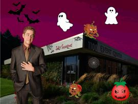 Halloween Party: Dinner, Comedy, Dancing & Costume Contest Photo