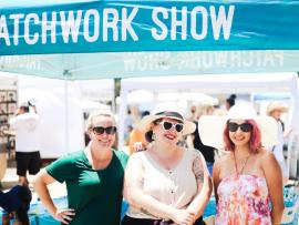 Patchwork Show Modern Makers Festival Photo