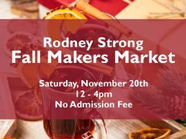 Fall Makers Market Photo