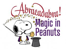 Abracadabra: Magic in Peanuts Photo