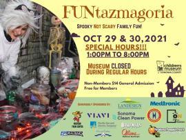 FUNtazmagoria, Halloween Family Fun Event Photo