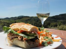 Foodie Fridays at Sbragia Family Vineyards Photo