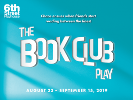 The Book Club Play Photo
