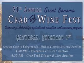 Great Sonoma Crab and Wine Fest Photo