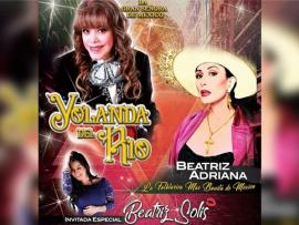 Yolanda del Rio, Beatriz Adriana & Beatriz Solis Photo