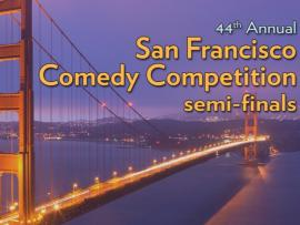 44th Annual San Francisco Comedy Competition Semi-Finals Photo