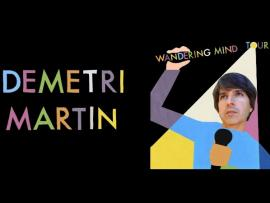 Demetri Martin Photo