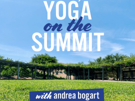 Yoga on the Summit Photo