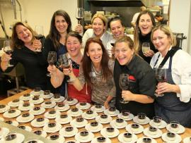 Women Chefs Women Winemakers Dinner Photo