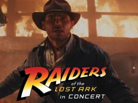Raiders of the Lost Ark in Concert Photo
