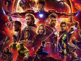 Free Movies at the Green | Avengers: Infinity War Photo