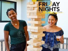 Friday Nights at the Museum: Game Night Photo