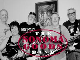 Sonoma Goods Band at Geyser Peak Winery Photo