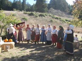 Fort Ross Harvest Festival Photo