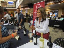 Latino Food & Wine Festival Sabores de Wine Country Photo