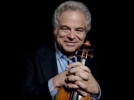Itzhak Perlman, Violin & Rohan De Silva, Piano Photo