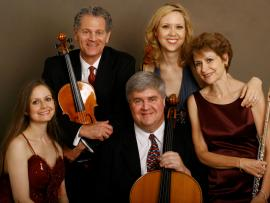 Redwood Arts presents American Chamber Players Photo