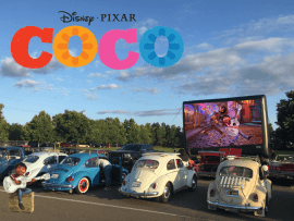COCO EN ESPAÑOL at the Drive-In Photo