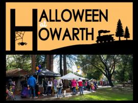 Halloween at Howarth Photo