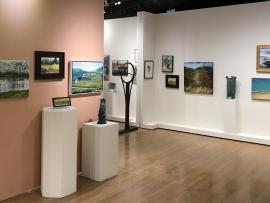 Sonoma County Art Trails Preview Exhibit Reception Photo