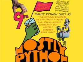 Mostly Python 2019 A.D. Photo