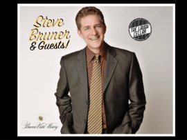 Comedian Steve Bruner - Buena Vista Winery Photo