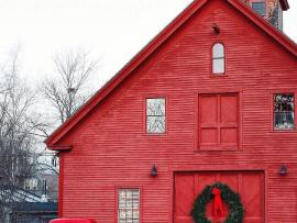 Artxcursion Presents: Little Red Barn Paint Night! Photo